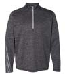 A284 - Brushed Terry Heather 1/4-Zip
