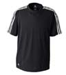 A72 - ClimaLite 3-Stripes Golf T-Shirt