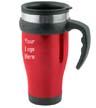 BLK-ICO-049 - 16 oz. Stainless Travel Mug