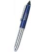 BLK-ICO-103 - Triplet Lighted Pen w/PDA Stylus