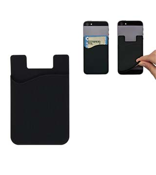 Cell Phone Card Holder w/Packaging
