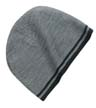 CP93 - Fine Knit Skull Cap with Stripes