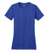 DM104L - Ladies' Perfect Weight Crew Tee