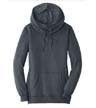 DM493 - Ladies' Fleece Hoodie