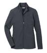 L334 - Ladies' Cinch-Waist Soft Shell Jacket