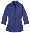 L6290 - Ladies' 3/4-Sleeve Blouse