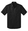 S648 - Men's Short Sleeve Twill Shirt