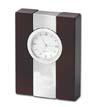 SMS-CG-3029 - Wood/Metal Desk Clock