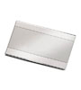 SMS-CG-3084 - Nickel Business Card Holder