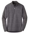 ST855 - Reflective Heather 1/2-Zip Pullover