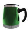 04001-02 - 16 oz. Stainless Steel Colored Mug