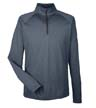 1289407 - Men's UA Corp Stripe Quarter-Zip