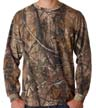 3981 - REALTREE Camouflage Long-Sleeve T-Shirt