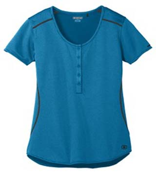 Ladies' Orbit Henley