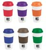 BLK-ICO-036 - Color Banded Coffee Cup