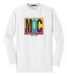 DTGB-W-K368 - Dri-Mesh Long Sleeve T-Shirt