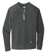 NEA123 - Sueded 1/4-Zip Pullover