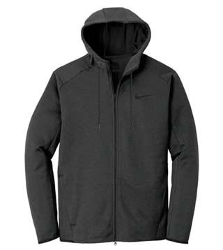 Therma-Fit Textured Fleece Full-Zip Hoodie