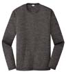 ST390LS - L/S Electric Heather Tee