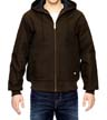 TJ718 - Hooded Duck Jacket