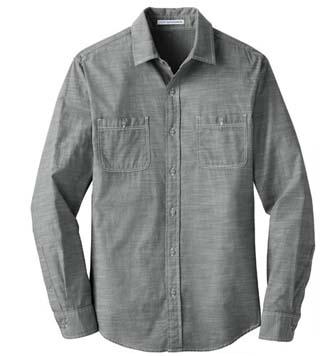 Slub Chambray Shirt